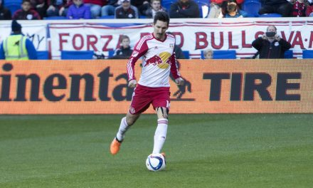 CAPTAIN SACHA: Kljestan named new Red Bulls captain