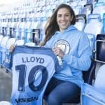 GETTING HER KICKS SOMEWHERE ELSE?: Lloyd considering offers from NFL teams
