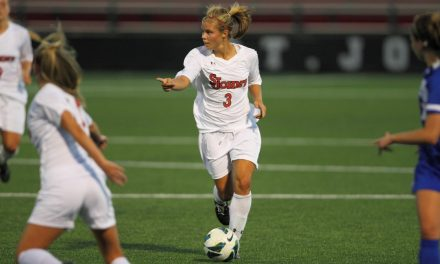 WOMEN'S SOCCER HISTORY MONTH (Day 2): The Harrogate Connection: Daly (St. John's), Galton (Hofstra) cast a giant shadow and make impacts for their schools (2015)