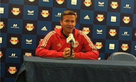 TALKING SOCCER: Marsch on new Red Bulls captain Kljestan