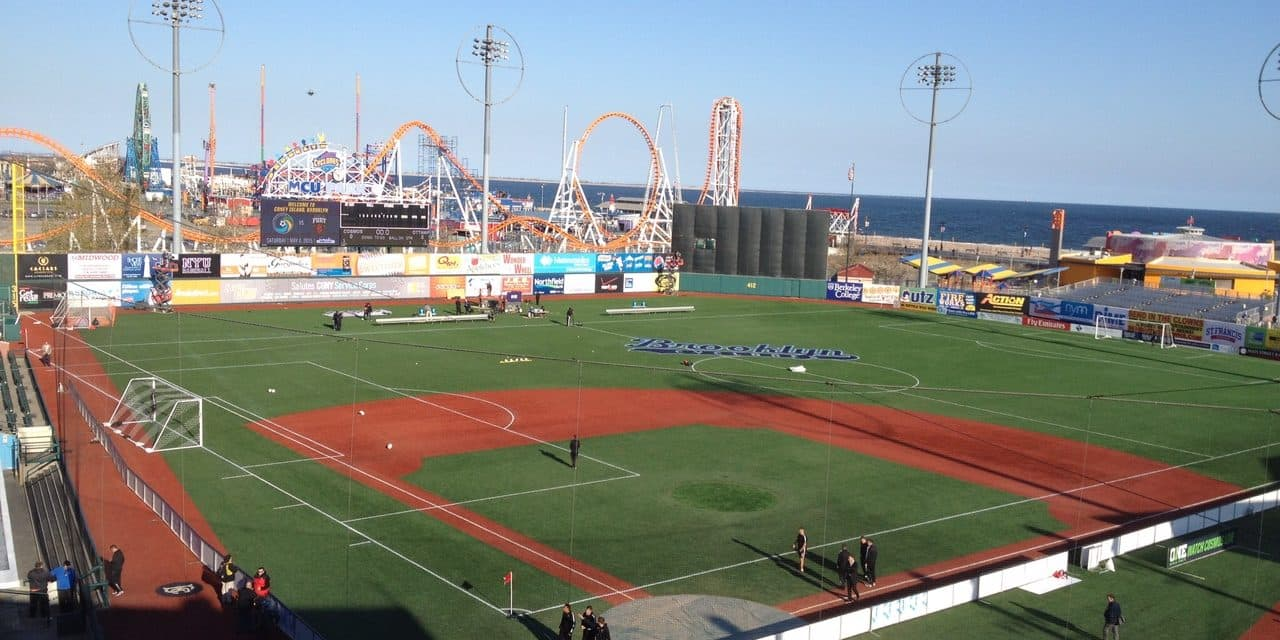 GOING GREEN: MCU Park field to have another layer of artificial turf and no baseball infield