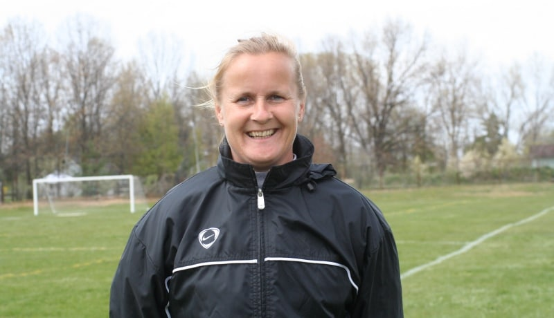 MEET THE NEW BOSS: Miriam Girls Development Academy names Miriam Hickey director