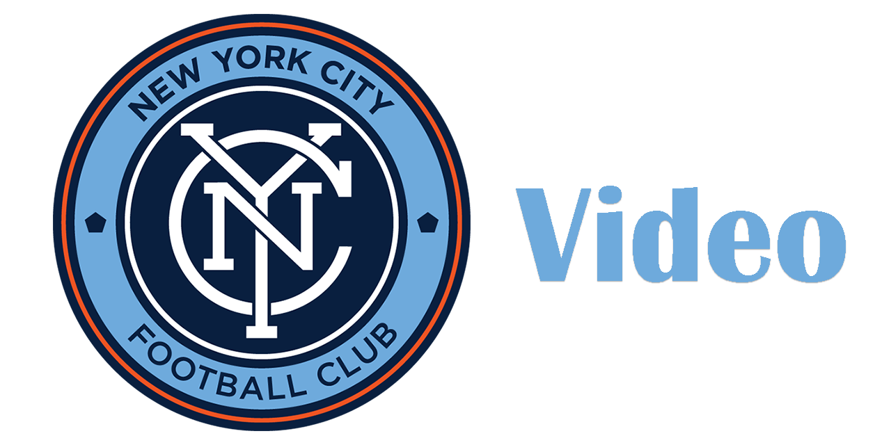 HERE ARE BOTH GOALS: By NYCFC in its draw at Orlando City