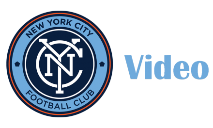 LET'S GO TO THE VIDEOTAPE: Highlights of NYCFC's 1-1 draw with the Rapids