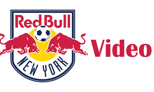 SOME VIDEO HIGHLIGHTS: Of Red Bulls' 2-0 win over Columbus