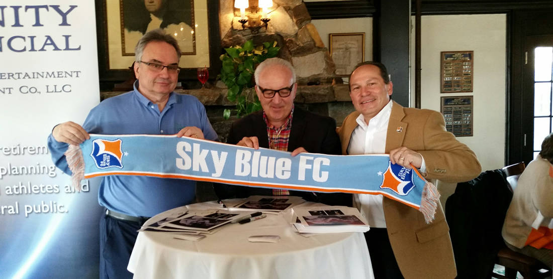 CONTINUING PARTNERSHIP: Between Sky Blue and Trinity Financial