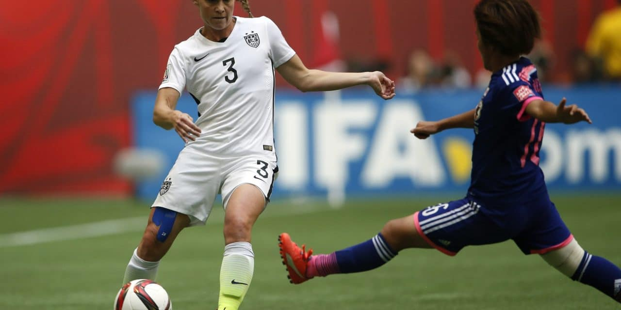 HONORING A CLASS ACT: It's official: U.S. Soccer to honor Rampone March 4