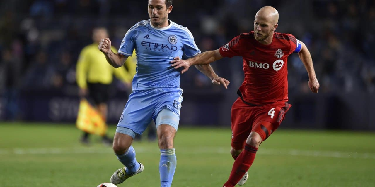 HANGING THEM UP FOR GOOD: Ex-NYC FC star Frank Lampard retires from soccer
