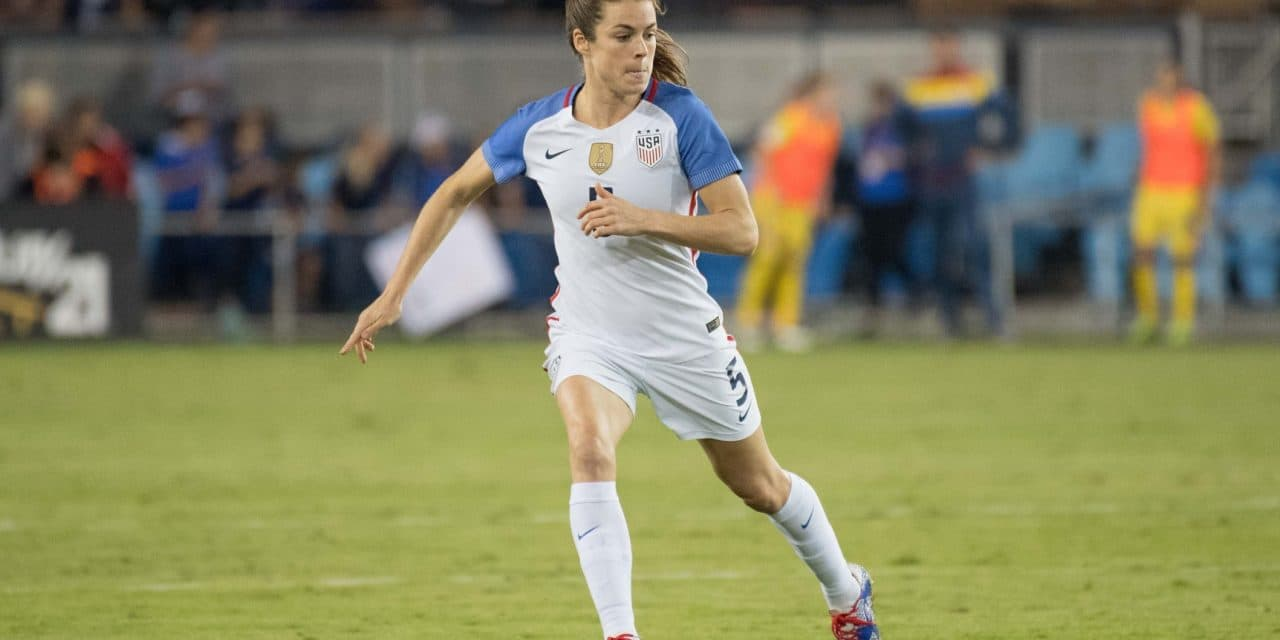 SOME FAMILIAR FACES Sky Blue's O'Hara, Killion and LI's Dunn and Long called into USWNT camp