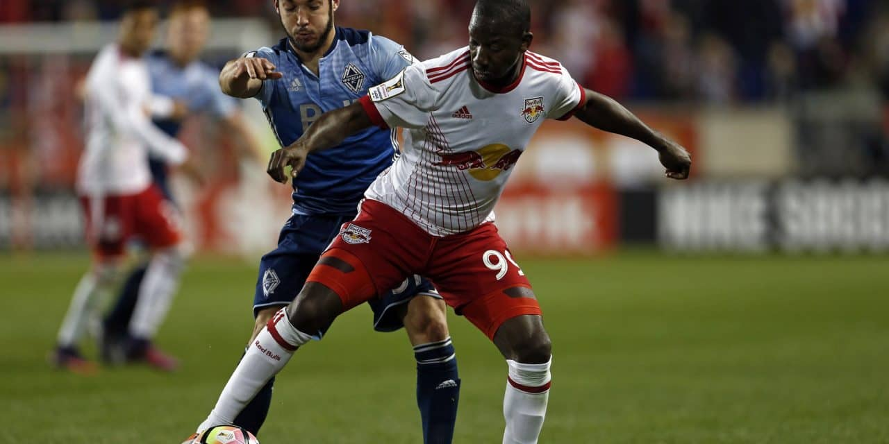 OPPORTUNITY MISSED: Red Bulls surrender away goal in 1-1 tie in CCL quarterfinal first leg