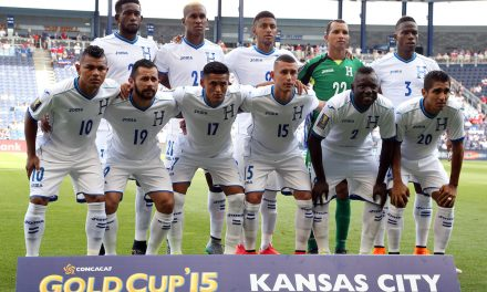 KICKING IT ALL OFF: Honduras part of Gold Cup opening doubleheader at RBA July 7