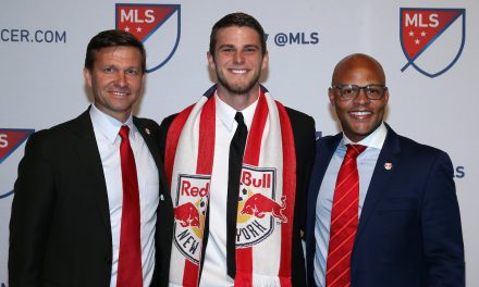 SPLITTING UP: Red Bulls, Ali Curtis part ways