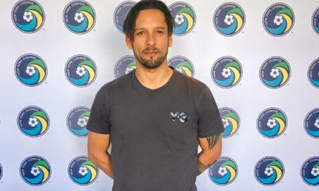 THAT WAS AMAURI: Gio: Striker hasn't been part of the Cosmos for a while