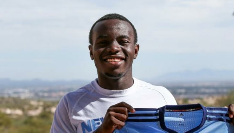 SIGNING ON: Awuah agrees to terms with NYC FC