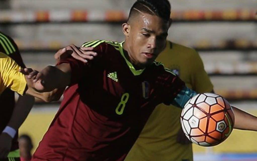 THE LOAN ARRANGER: Venezuelan international Herrera joins NYC FC on loan from Man City