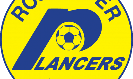SOME FAMOUS FIRSTS: Of the revived Rochester Lancers through the years, indoor and outdoor