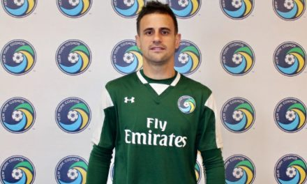 PLAYER OF THE WEEK: Cosmos' Javi Marquez is honored