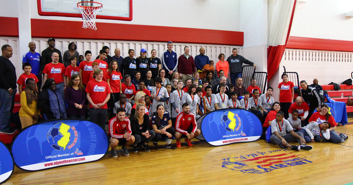 FOR A GOOD CAUSE: NJ Youth Soccer hosts TOPSoccer Jamboree