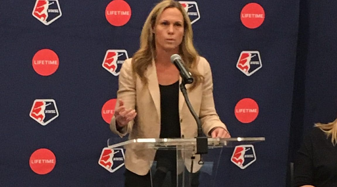 END OF AN ERA? USWNT legend and Sky Blue defender Rampone says 2017 NWSL season likely to be her final one