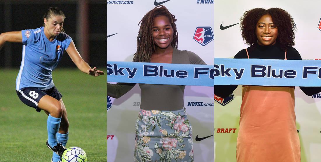 SPAIN BOUND: 3 Sky Blue defenders on U.S. U-23 roster for 3 friendlies