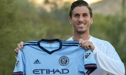 NO SWEAT? YES SWEAT: NYC FC signs defender Ben Sweat