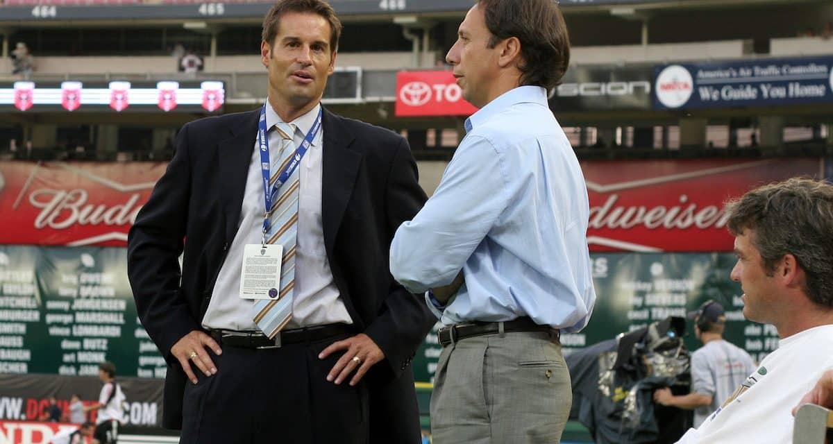 SACKED BEFORE THE SEASON: FC Cincinnati fires John Harkes