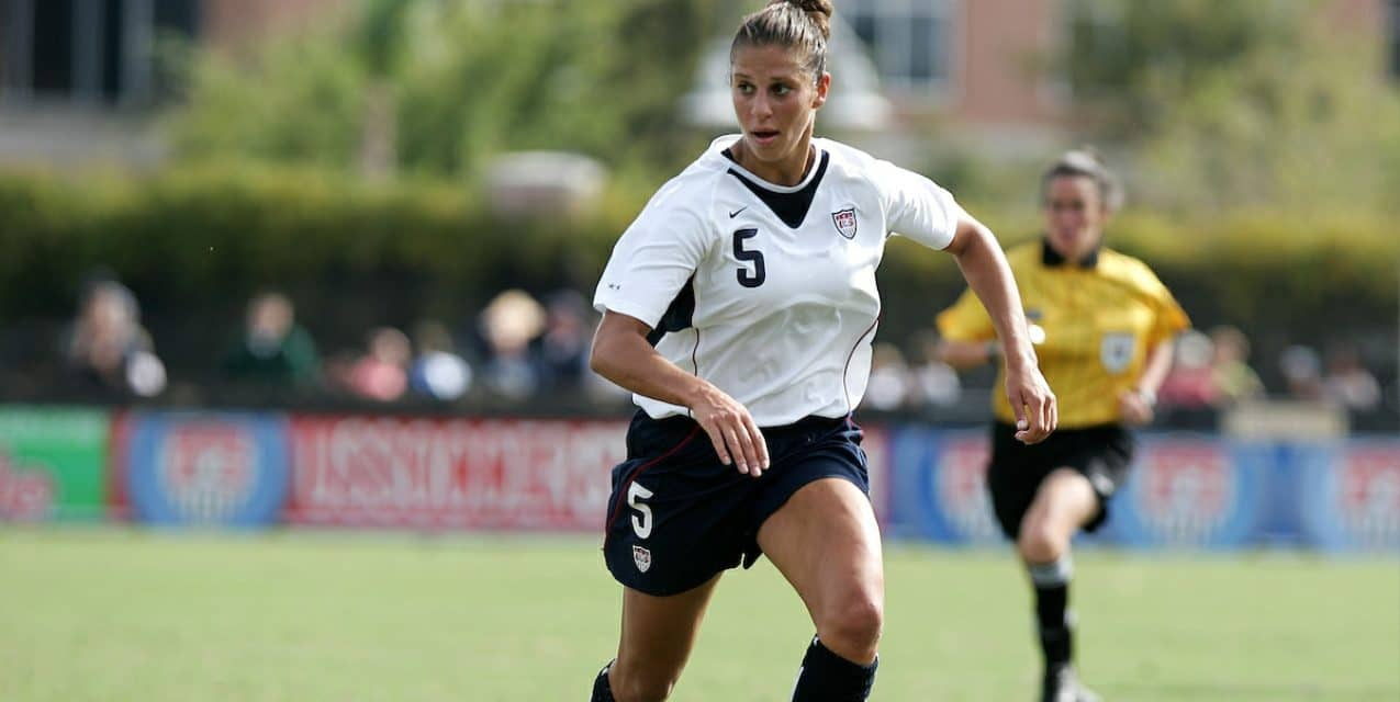 REVIVING AN OLD RIVALRY: U.S. women to visit Norway June 11