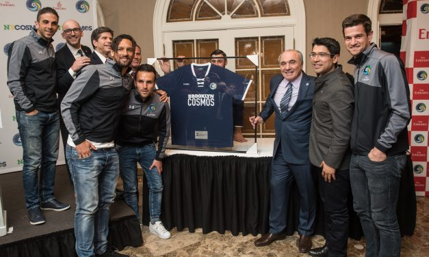 ROLLING OUT THE WELCOME MAT: Brooklyn Chamber, Coney Island applaud Cosmos' arrival