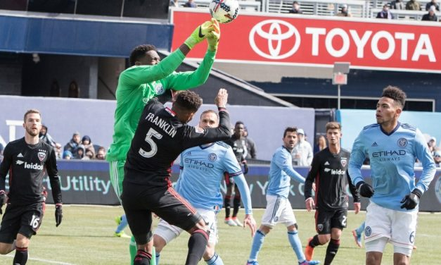 WILL IT BE A SNOW JOB?: Whether (or weather) it is or not, NYC FC will be ready for the elements, Impact