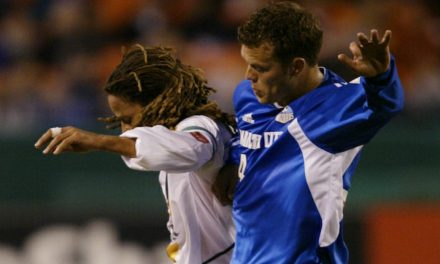 BLACK HISTORY MONTH (DAY 12): An appreciation of Cobi Jones when he retired in 2007