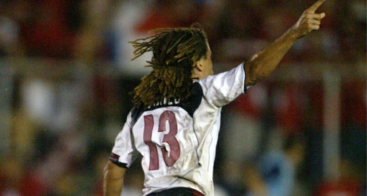 A BLAST FROM THE PAST: When the U.S. pulled off a 1-1 draw in Panama in 2004