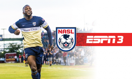 STREAM ON: NASL games can be seen on ESPN3