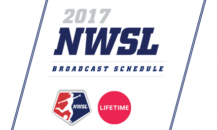 UNVEILING THE SCHEDULE: Lifetime to televise 25 NWSL matches on its game of the week, Sky Blue 4 times