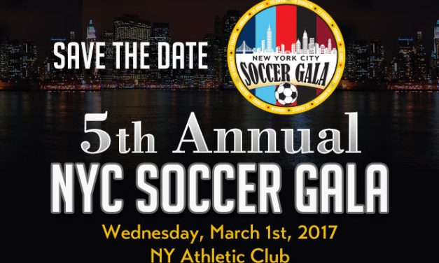 READY FOR A GALA OLD TIME: NYC Soccer Gala to honor college, local best tonight