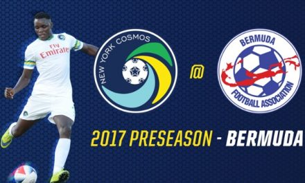 BERMUDA BOUND: Cosmos to play Bermuda national team March 19