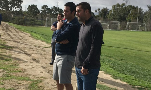 GETTING THE EARLY BOOT: Real Salt Lake fires coach Jeff Cassar 3 games into MLS season