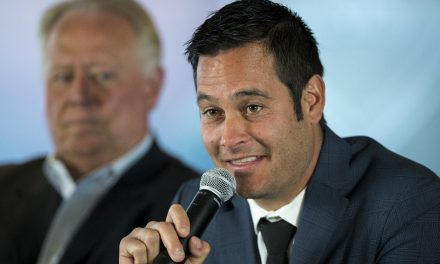IT DEPENDS ON THE GAME: Petke not a fan of formations