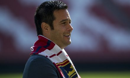 HIGH PRAISE: Petke on Vieira: 'A team that he built up that is technically superior at every position than most teams'