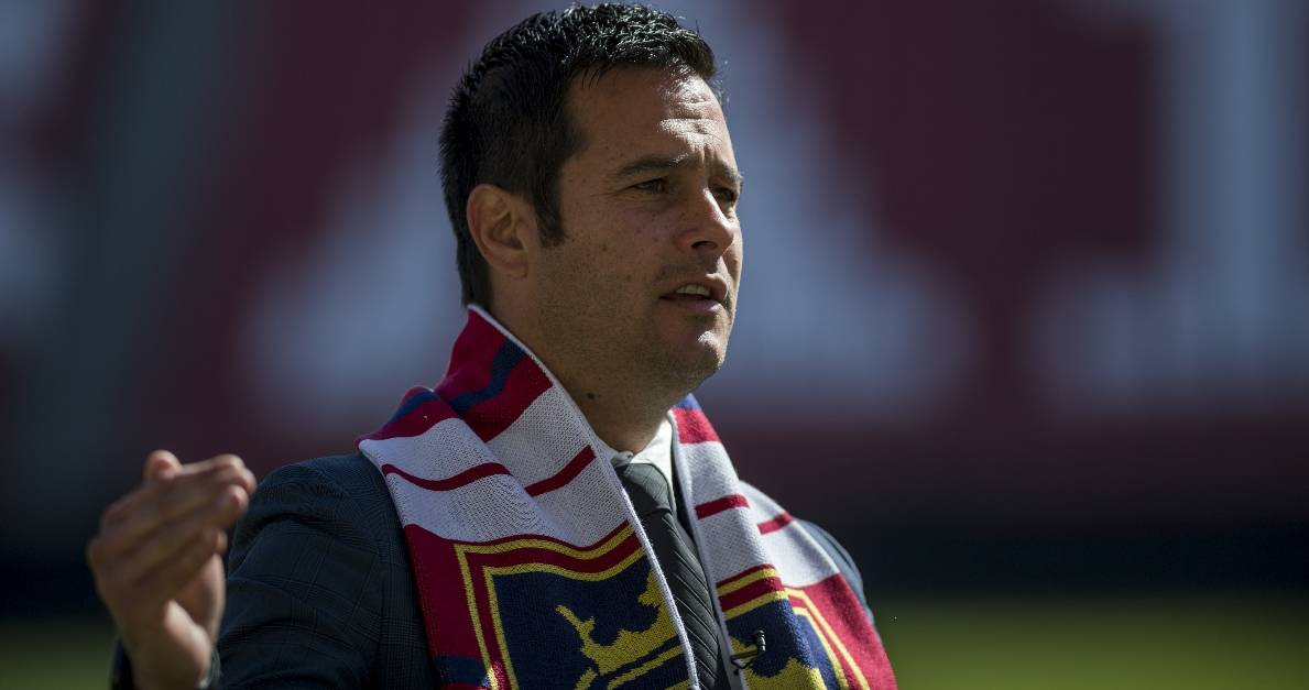 LOOKING FORWARD AND BACK: Petke says he was never told why he was fired as Red Bulls coach