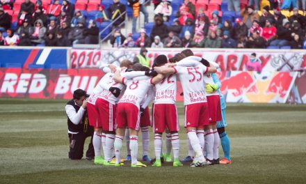 IT'S GOOD, BUT …: Red Bulls proud of their unbeaten streak, but know they fell short when it counted