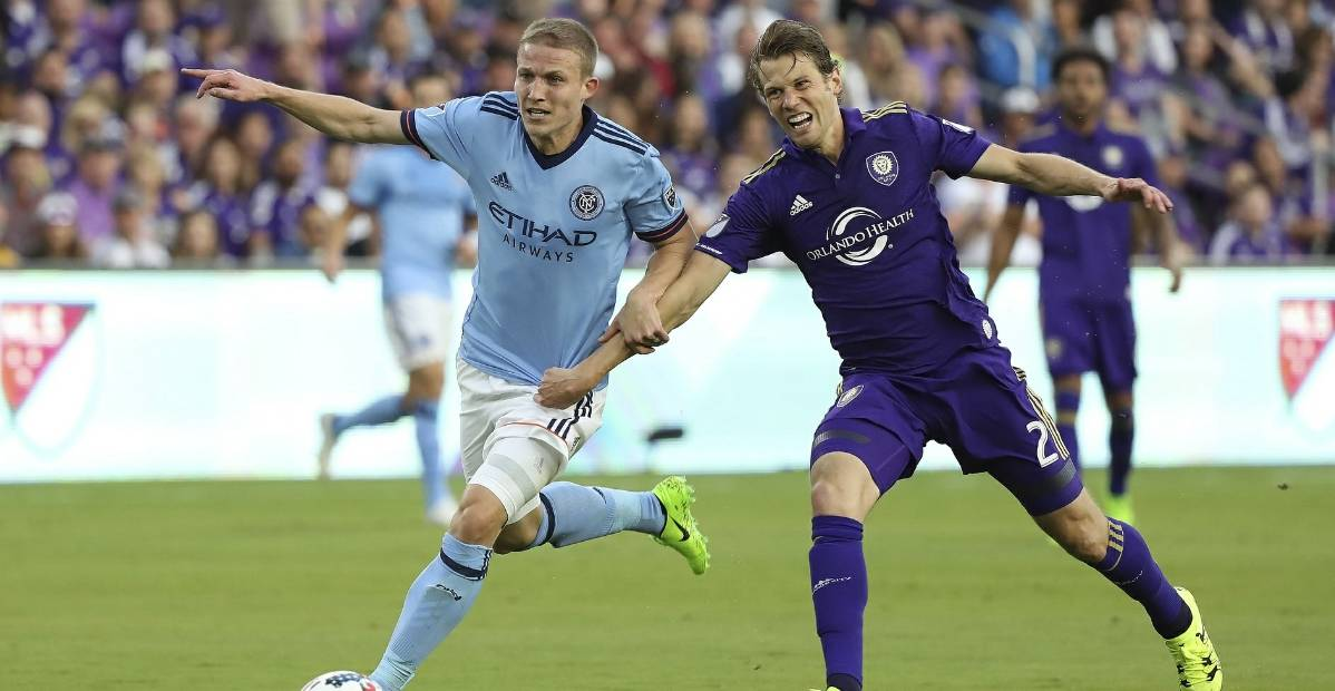 THIS CALL-UP HAS A RING TO IT: NYC FC midfielder Alex Ring on Finland's WCQ side