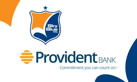BANKING ON THIS PARTNER: Sky Blue FC, Provident Bank renew partnership