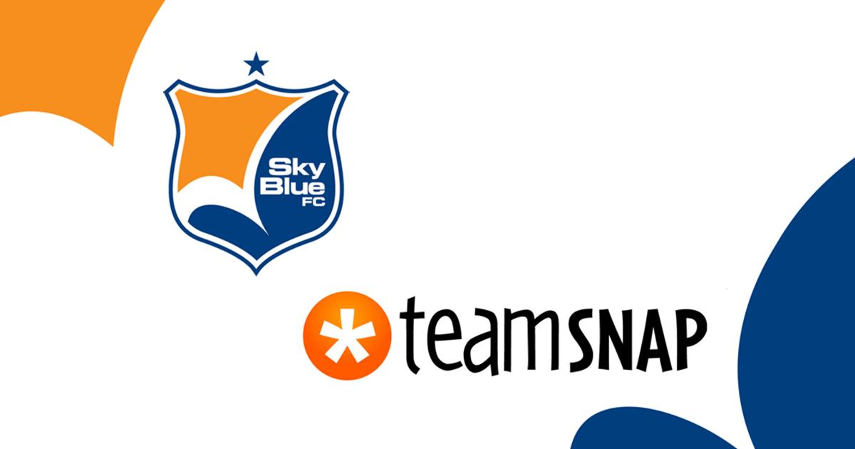 PARTNERS AGAIN: Sky Blue FC renews deal with TeamSnap