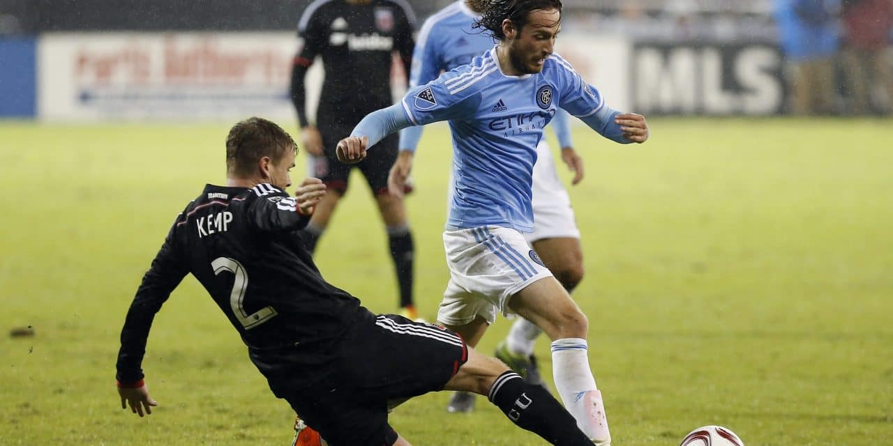 LOAN ARRANGER: NYC FC sends Mix Diskerud to IFK Göteborg