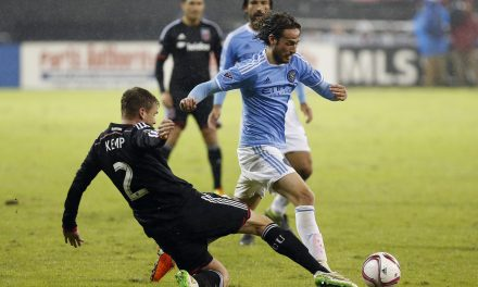LOAN ARRANGER: NYC FC sends Mix Diskerud to IFK Göteborg