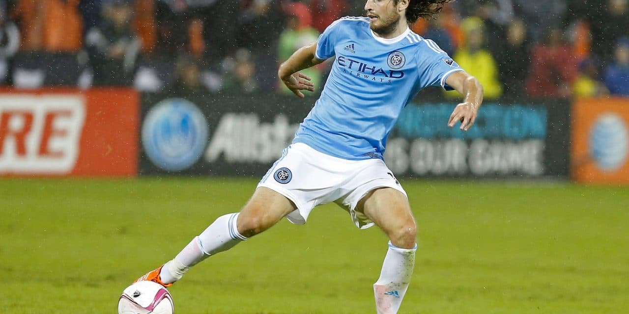 NO LONGER IN THE MIX: NYC FC buys out Diskerud's contract