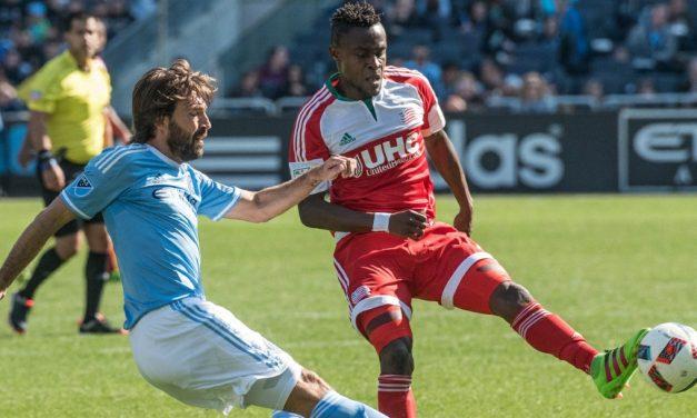 DARRIUS FOR THE DEFENSE: Cosmos sign MLS, New England veteran Barnes
