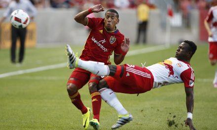 GIDEON'S DONE: Baah placed on season-ending injury list
