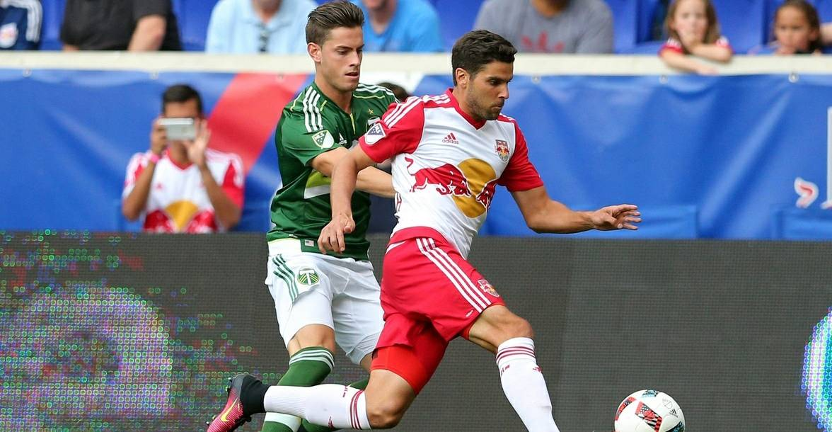 LOGJAM AT RIGHT BACK: Zizzo has been steady, but Marsch says Murillo needs minutes