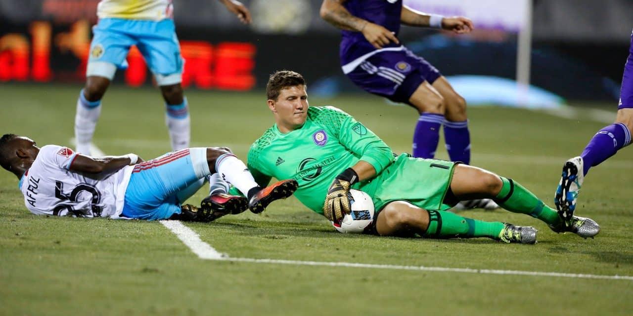 PLAYER OF THE WEEK: Orlando goalkeeper Bendik makes some saving graces
